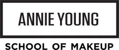 Annie Young School of Makeup Logo EN