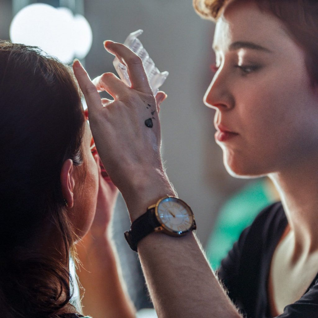 Makeup Courses | Annie Young School of Makeup